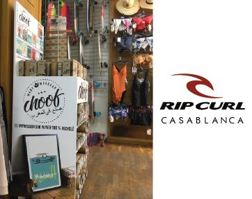 RIP CURL - Casablanca - Quartier Maarif